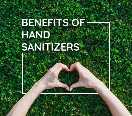 Ayurvedic Hand Sanitizer