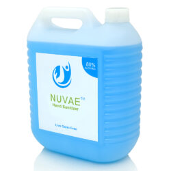 Nuvae 5 Ltr Hand Sanitizer Can